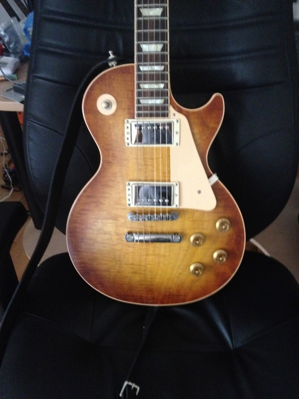My 2006 Les Paul Standard Faded